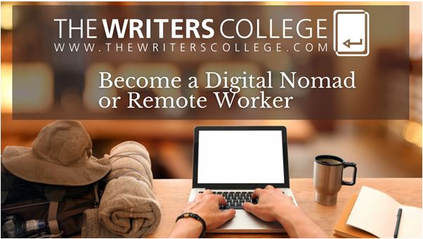 freelance writer from home