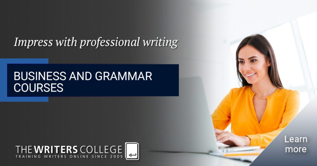 Business Writing and Grammar Courses