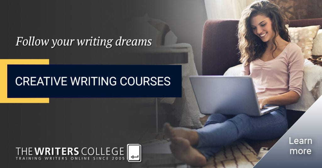 Creative Writing Courses at The Writers College